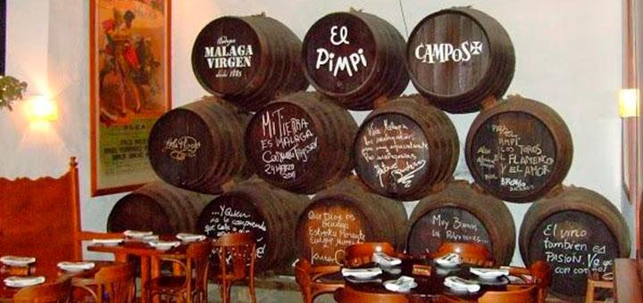 El pimpi en Málaga