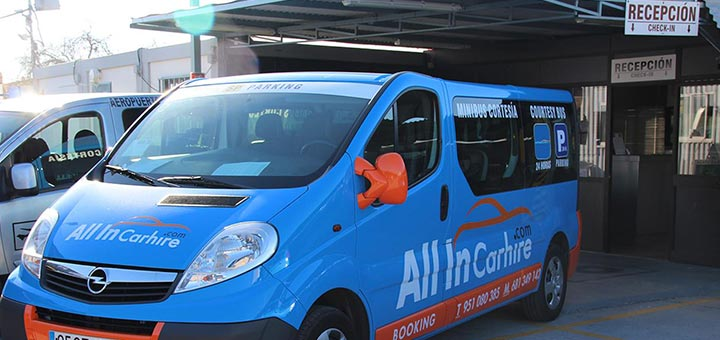 21c488cf40 All In Car Hire Malaga Airport - rent a car Malaga Blog