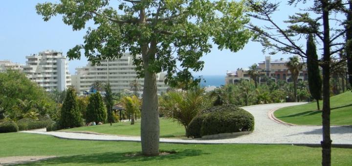 Parques en Málaga