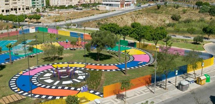Parques de Málaga