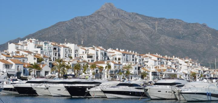 Provincia de Málaga: Puerto Banús