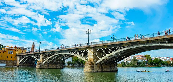Que ver en Sevilla - Puente de Triana