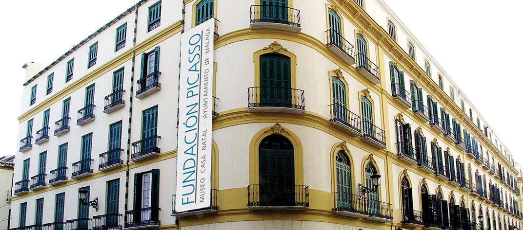 AllinCarHire: Casa natal de picasso Málaga