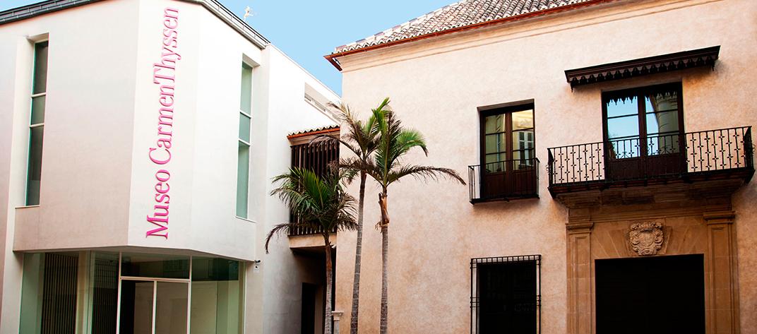 AllinCarHire: Museo Carmen Thyssen Málaga