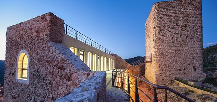 Castillo de Hornos Jaén