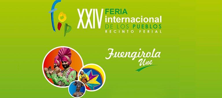 Feria de los pueblos 2018 Fuengirola