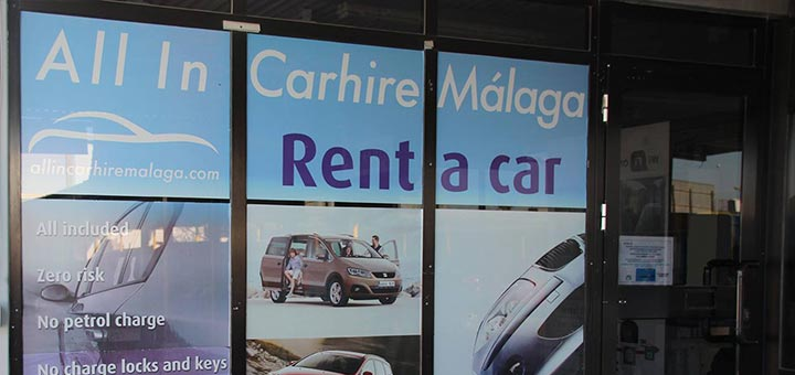 All In Car Hire Malaga Airport