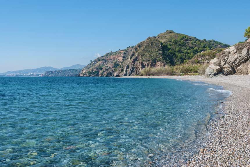 Playas Málaga: Maro