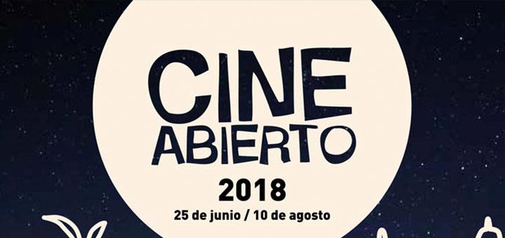 Cine abierto Málaga