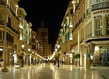 Plaza mayor all in car hire malaga for Sala hollywood malaga